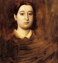 Portrait of Madame Edmondo Morbilli nee Therese De Gas 1865 PC