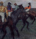 Racehorses circa 1895 1900 National Gallery of Canada