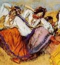Russian Dancers  1899  PC
