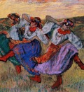Russian Dancers circa 1899 Museum of Fine Arts Houston USA
