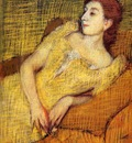 Seated Woman 1895 Private collection