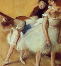 The Dancing Examination 1880 Denver Art Museum USA