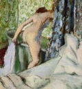 The Morning Bath 1890 The Art Institute of Chicago USA