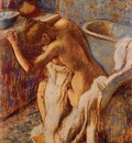 Woman Drying Herself 1893 1898 PC