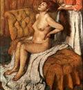 Woman Having Her Hair Combed circa 1886 1888 Metropolitan Museum of Art USA