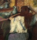 Woman at Her Toilette 1895 1900 PC