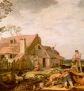 BLOEMAERT Abraham Landscape With Peasants Resting