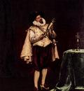 Lesrel Adolphe Alexandre The Trophy