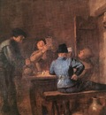 BROUWER Adriaen In The Tavern