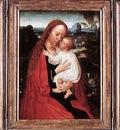 ISENBRANT Adriaen Triptych