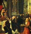 Isenbrandt Adriaen The Mass Of St Gregory