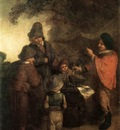 OSTADE Adriaen Jansz van The Stall keeper