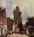 Eversen Adrianus In The Village