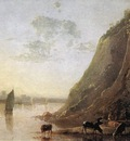 CUYP Aelbert River Bank With Cows