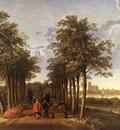 CUYP Aelbert The Avenue At Meerdervoort
