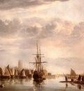 Cuyp Aelbert View Of Dordrecht