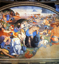 Bronzino Agnolo The Crossing Of The Red Sea