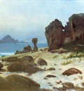 Bierstadt Albert Bay of Monterey