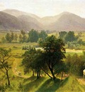 Bierstadt Albert Conway Valley New Hampshire