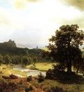 Bierstadt Albert Day s Beginning