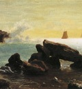 Bierstadt Albert Farralon Islands California