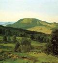 Bierstadt Albert Hill and Dale