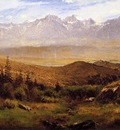 Bierstadt Albert In the Foothills of the Mountais