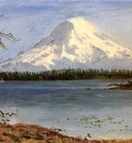 Bierstadt Albert Lake in the Rockies