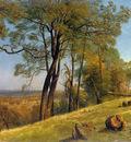 Bierstadt Albert Landscape Rockland County California