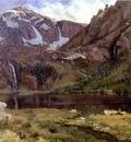 Bierstadt Albert Mountain Lake