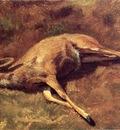 Bierstadt Albert Native of the Woods