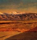 Bierstadt Albert The Grand Tetons