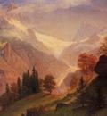 Bierstadt Albert View of the Grunewald