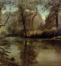 Bierstadt Albert Yosemite Valley California
