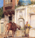 Pasini At the Well