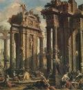 MAGNASCO Alessandro Halt of the Brigands