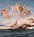 cabanel the birth of venus