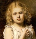 Harlamoff Alexej A Young Beauty