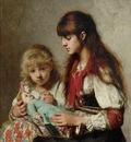 Harlamoff Alexej Sisters