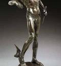 Gilbert Alfred Perseus Arming 36cm