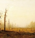 Bricher Alfred Thompson Autumn Landscape