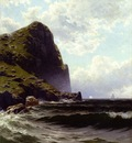 Bricher Alfred Thompson Brundith Head Grand Manan