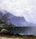 Bricher Alfred Thompson Mist Clearing Grand Manan