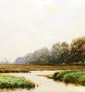 Bricher Alfred Thompson Newburyport Marshes
