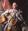 RAMSAY Allan Portrait Of George III