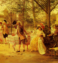 Perez Alonso A Cafe By The River