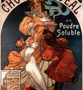 Chocolat Ideal 1897 78x117cm