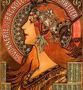 Savonnerie de Bagnolet 1897 37x51 5cm
