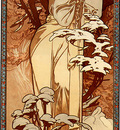 Winter 1897 32x73cm panel