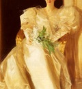 Zorn Anders Portrait Of Mrs Eben Richards